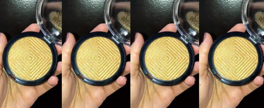 Maybelline Will Launch a Gold Master Chrome Highlighter