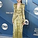 Natalia Dyer at the 2020 SAG Awards