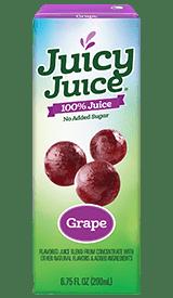 Juicy Juice 100% Juice - Grape