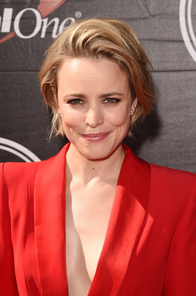 Rachel McAdams and Jake Gyllenhaal Bring Perfect Form to the ESPYs Red Carpet