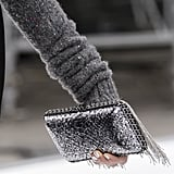 The Clutches Featured Chain and Fringe Details