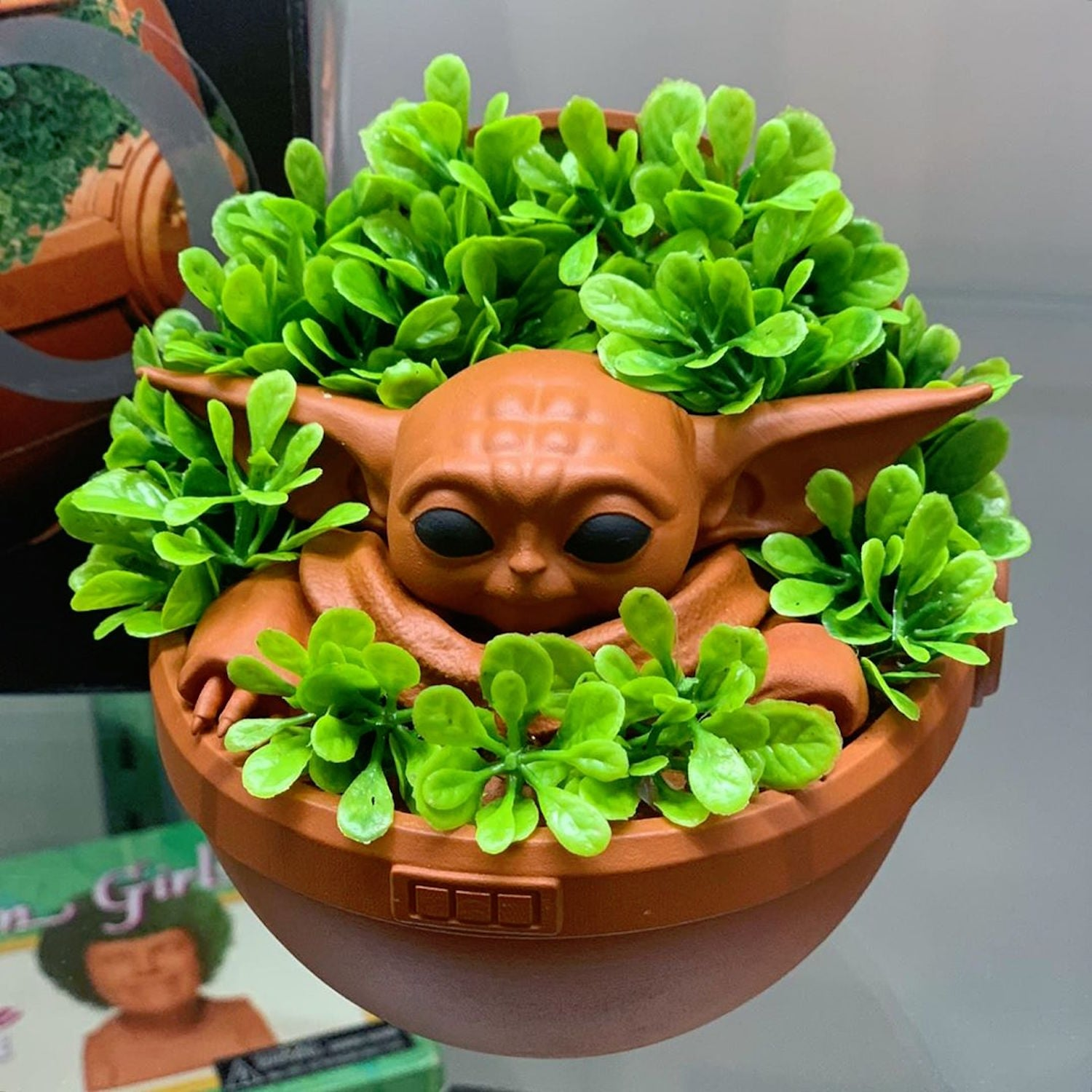Baby Yoda Chia Pets Are Coming Out Soon Popsugar Home