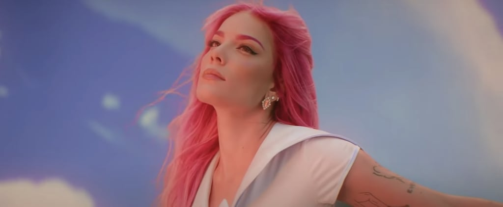 "Watch Halsey and Marshmello's ""Be Kind"" Music Video"