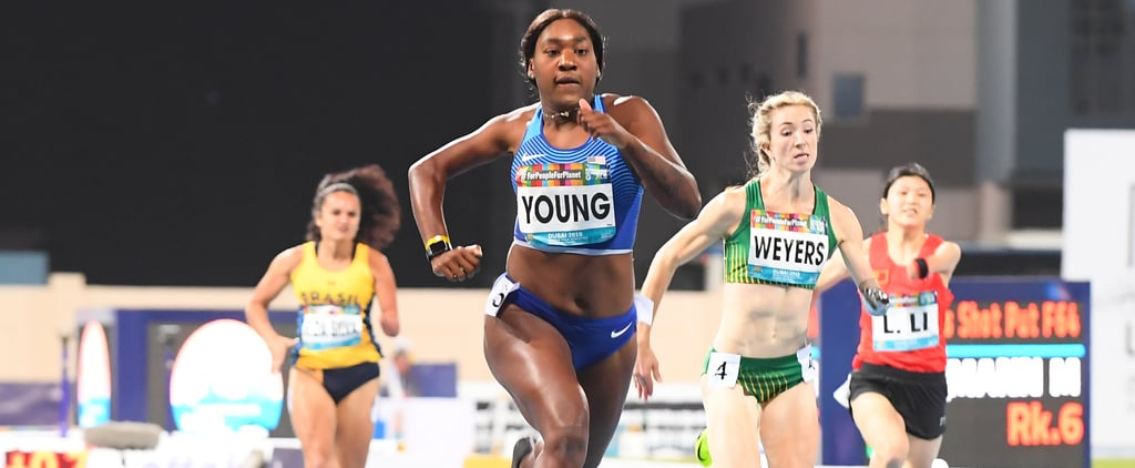 Deja Young Wins 200m: 2019 Para Athletics Worlds