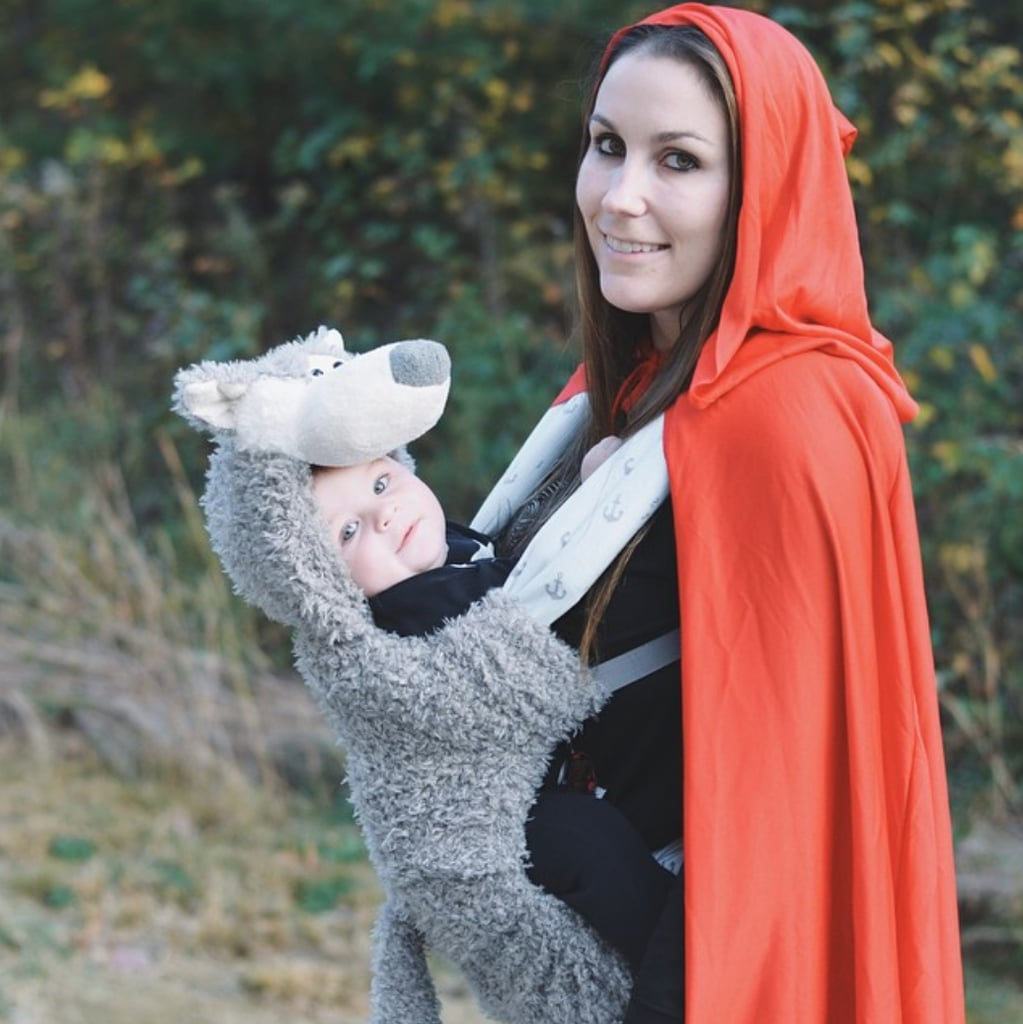 Big Bad Wolf (and Little Red Riding Hood)