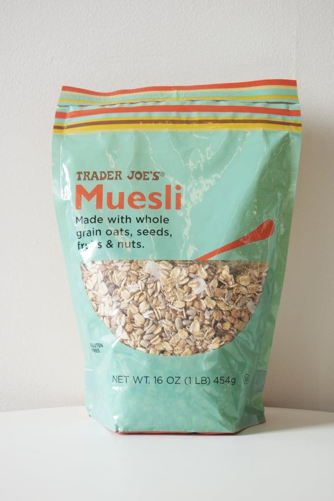 Pick Up: Muesli ($4)