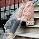 Faux Fur Coat ($32)