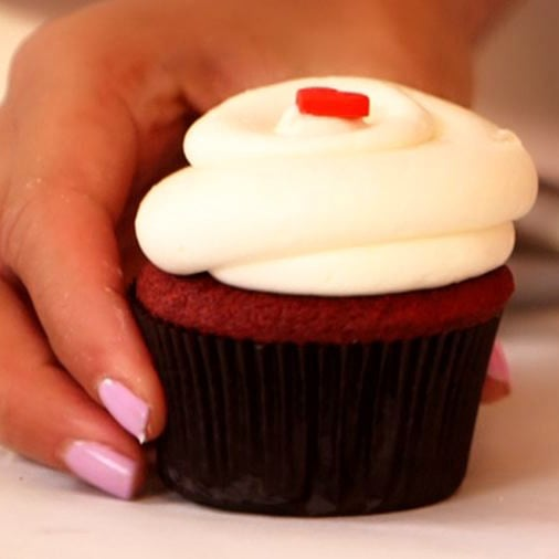 Georgetown Cupcake Red Velvet Cupcake Recipe