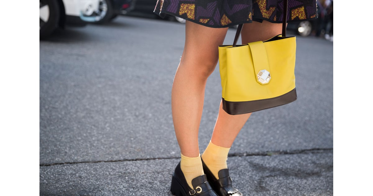 Milan Fashion Week Day 3 Best Street Style Shoes And Bags Fashion Week Spring 2016 Popsugar