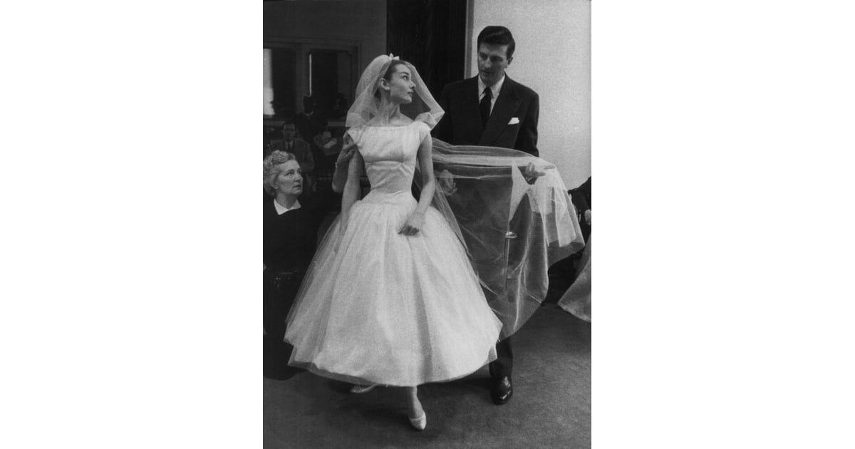 Funny face the 30 most iconic film wedding dresses of for Funny face wedding dress