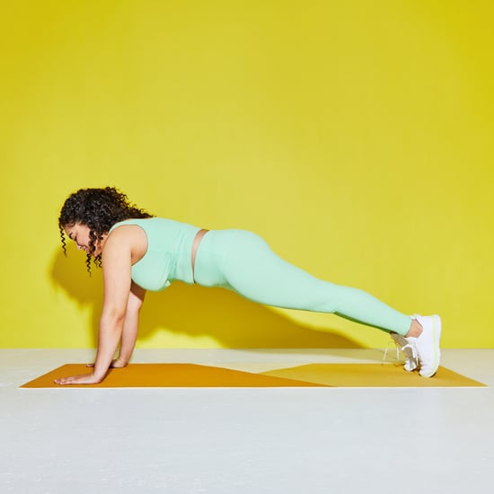 At-Home Plank Challenge From Heather Robertson