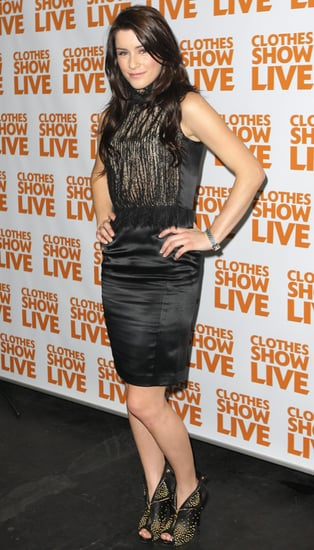 Interview with Lucie Jones about Modeling, Shoes and Scouting at The Clothes Show 2010
