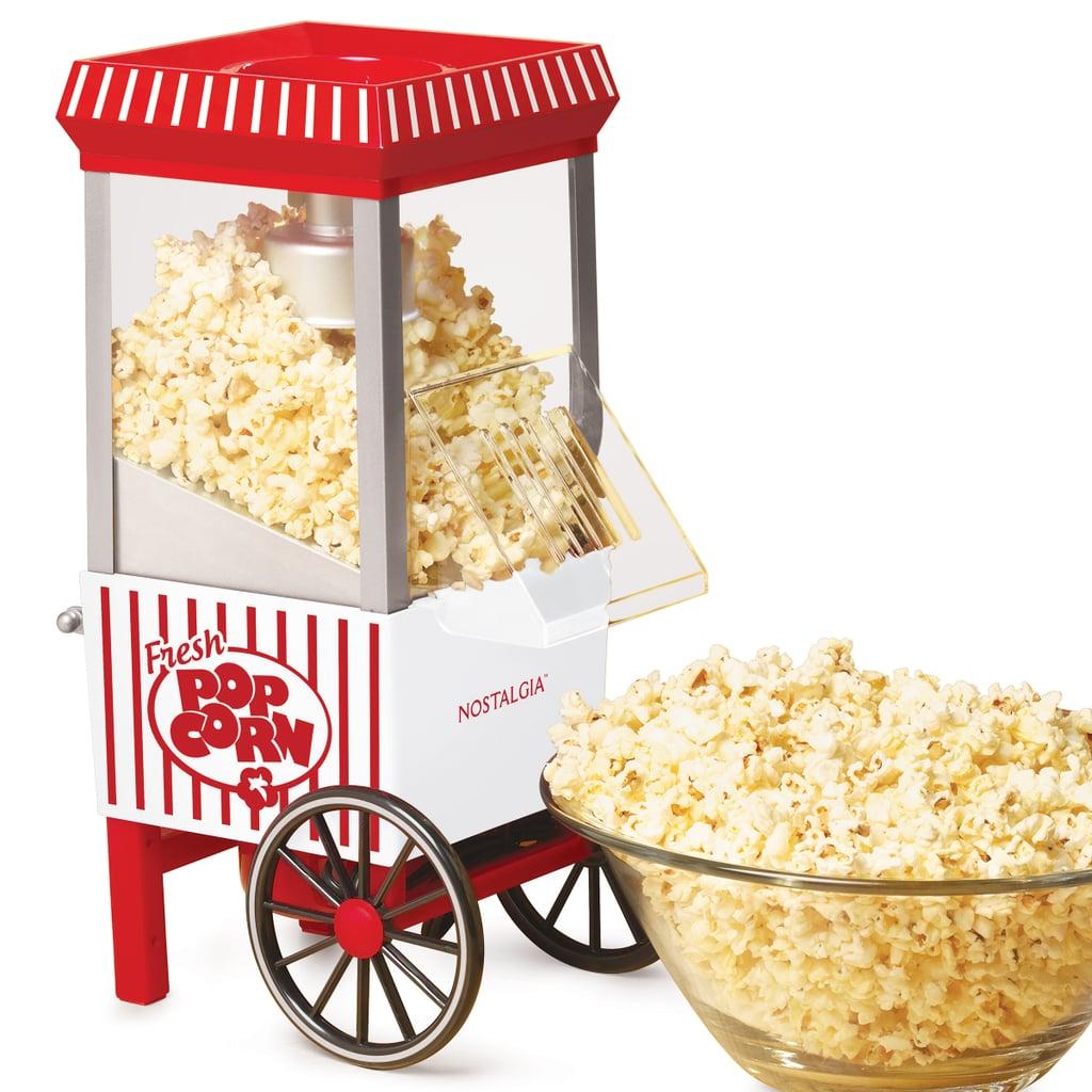 Nostalgia Hot Air Popcorn Maker The Best White Elephant