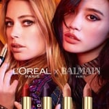 The L Oréal x Balmain Collection Is Almost Here! Here s What You Need to Know