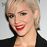 Smash star Katharine McPhee had a short stint as a blonde back in 2009.