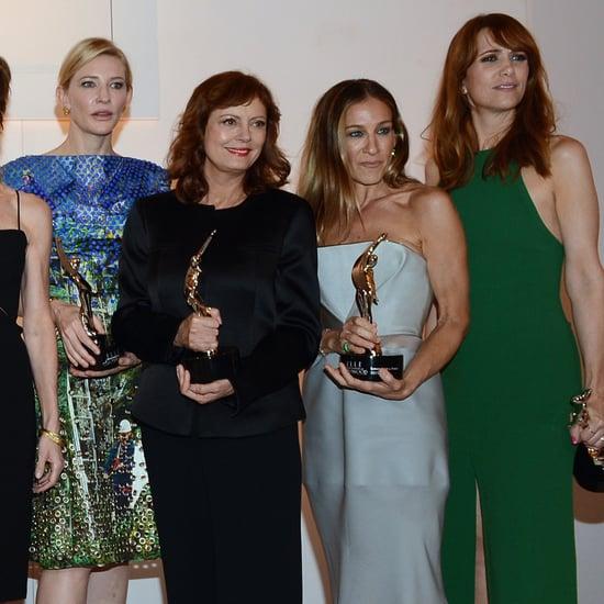 Elle Women in Hollywood Awards 2012