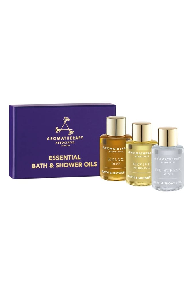 Aromatherapy Associates Essential Bath & Shower Oil Trio