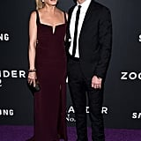 Jennifer Aniston and Justin Theroux Have a Sexy Date Night at the Zoolander 2 Premiere