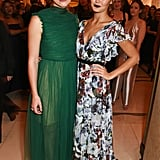 Keira Knightley and Ella Purnell