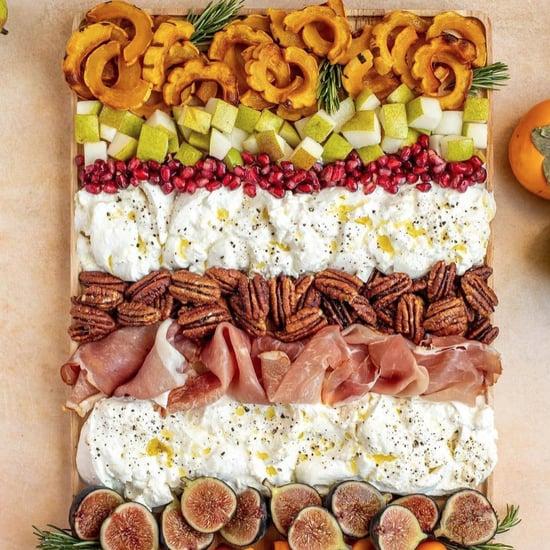 Burrata Cheese Charcuterie Boards