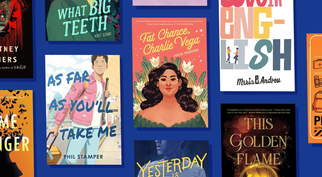 Best New YA Books of February 2021