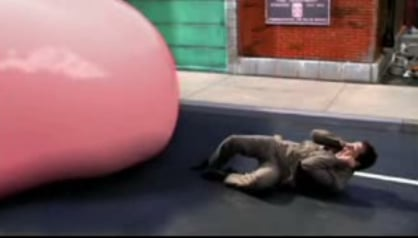 Frijj Milkshake Ad Parodies The Blob