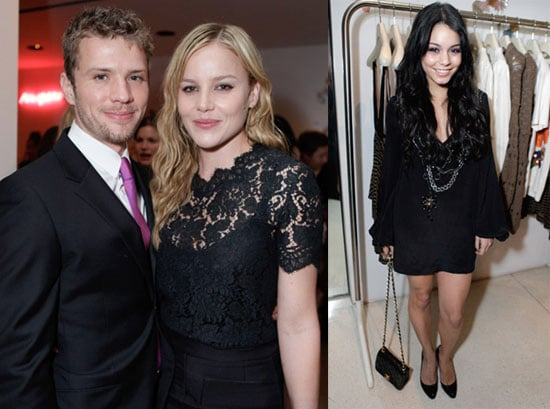 Photos of Carla Gugino, Vanessa Hudgens, Abbie Cornish, And Ryan Phillippe at a Bright Star Party in LA 2010-01-13 11:30:00