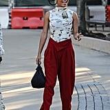 Yara Shahidi's Outfit
