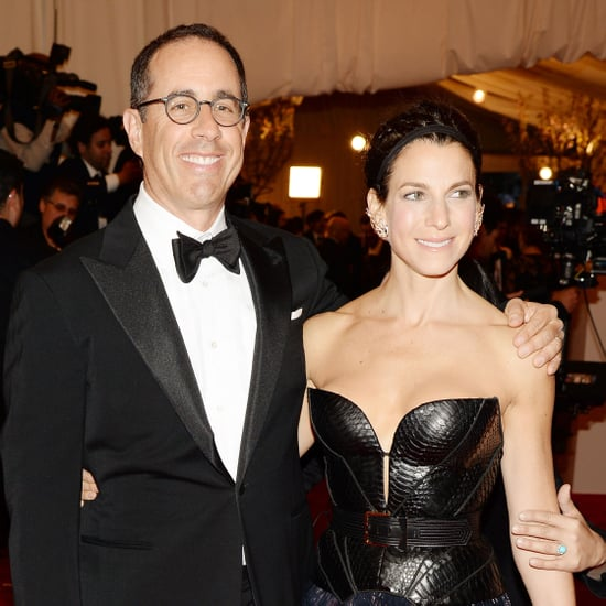 Jerry and Jessica Seinfeld Met Gala Interview   Video