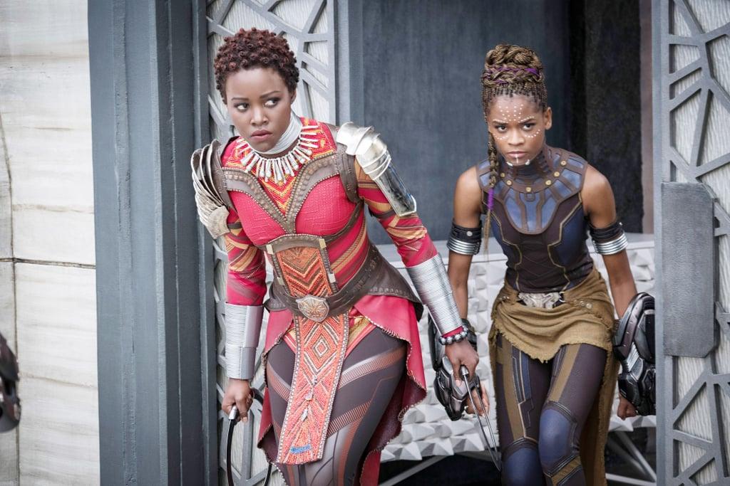 Black Girl Nerds Wakanda Came to Slay Outfits Hashtag