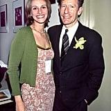 Julia Roberts et Lyle Lovett