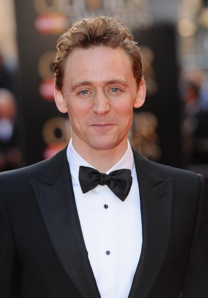 What Is Tom Hiddleston S Favorite Food