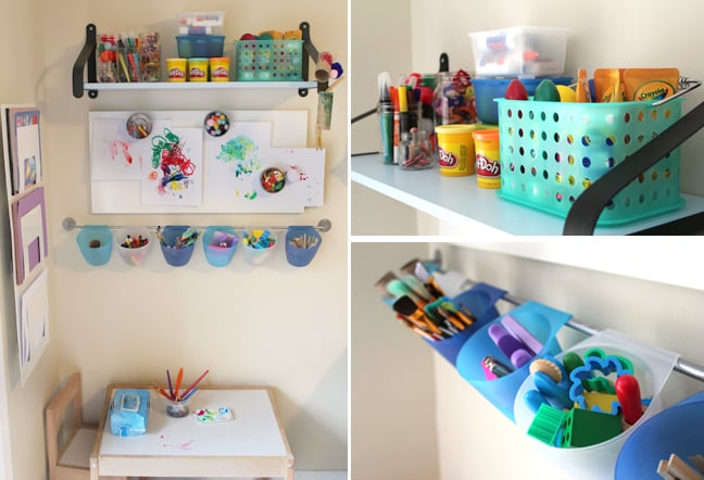 Is it possible to be too organized for kids?