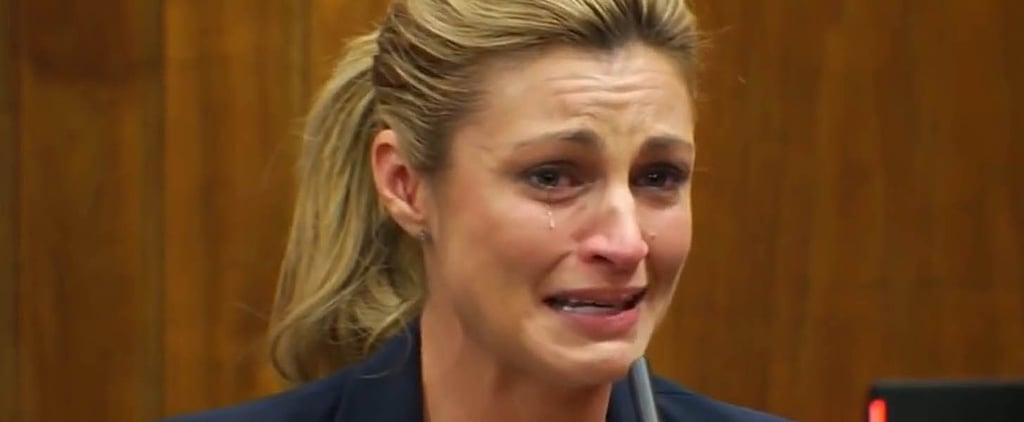 Erin Andrews Wins Court Case Against Stalker | Video