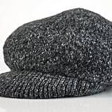 "This borrowed-from-the-boys accent gets its luxe vibe via a decidedly more feminine bouclé finish — say ""hello"" to Ralph Lauren's bouclé newsboy hat ($42)."