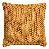 Moss-Knit Cushion ($18, originally $25)
