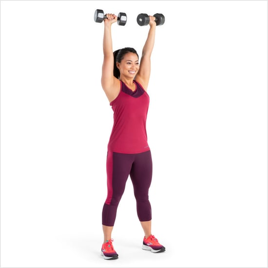Free Weights Total Body Workout: Weight Training For Women