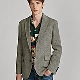 Ralph Lauren x Friends  Herringbone Sport Coat
