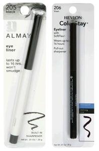 Battle of the Drugstore Eyeliners: Almay Vs. Revlon's ColorStay