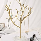 Tree Shaped Jewelry Storage Rack