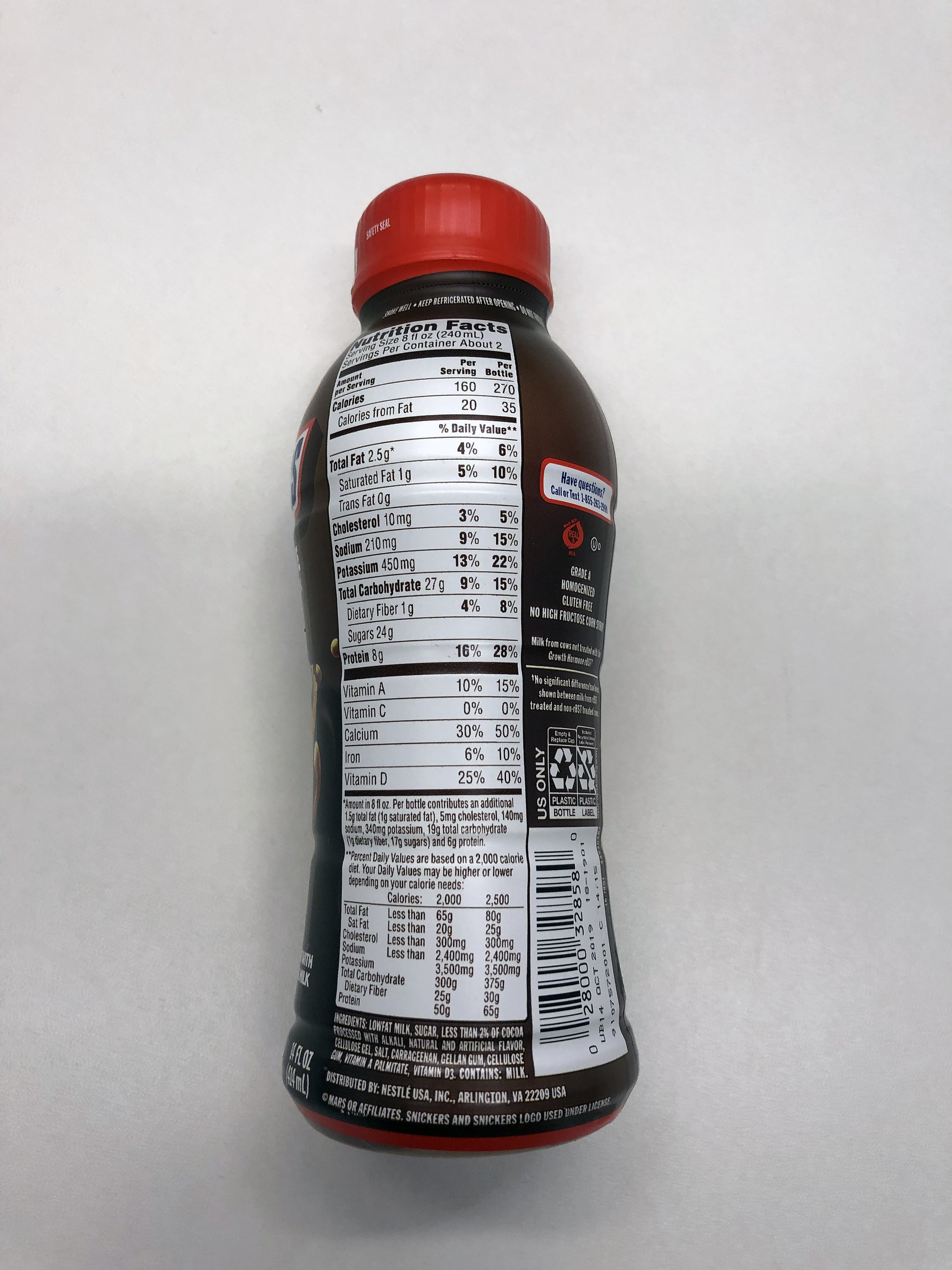 30 Nutrition Label For Snickers - Labels Database 2020