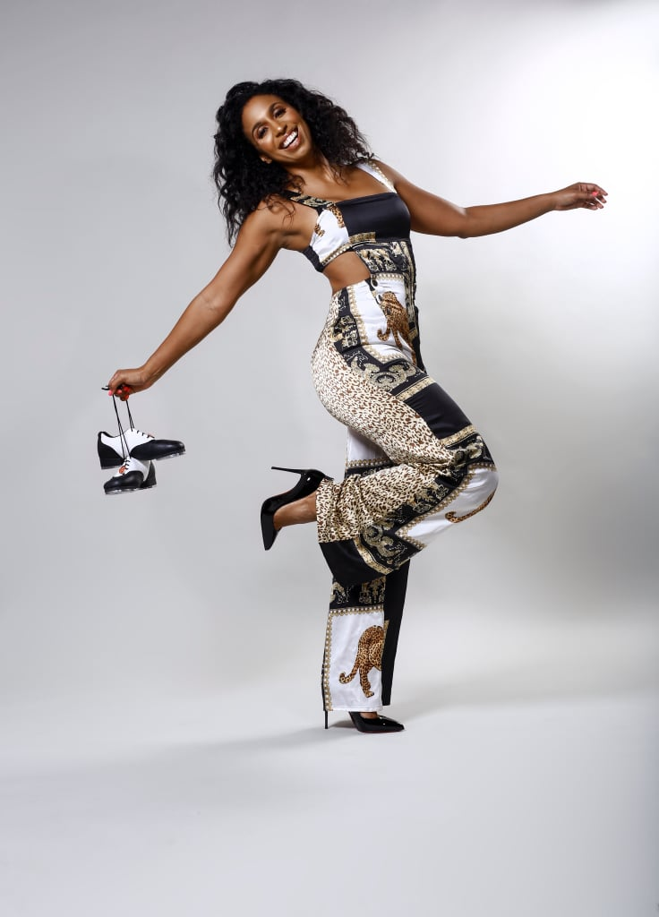 Chloe Arnold | dancer, choreographer, and founder of Syncopated Ladies