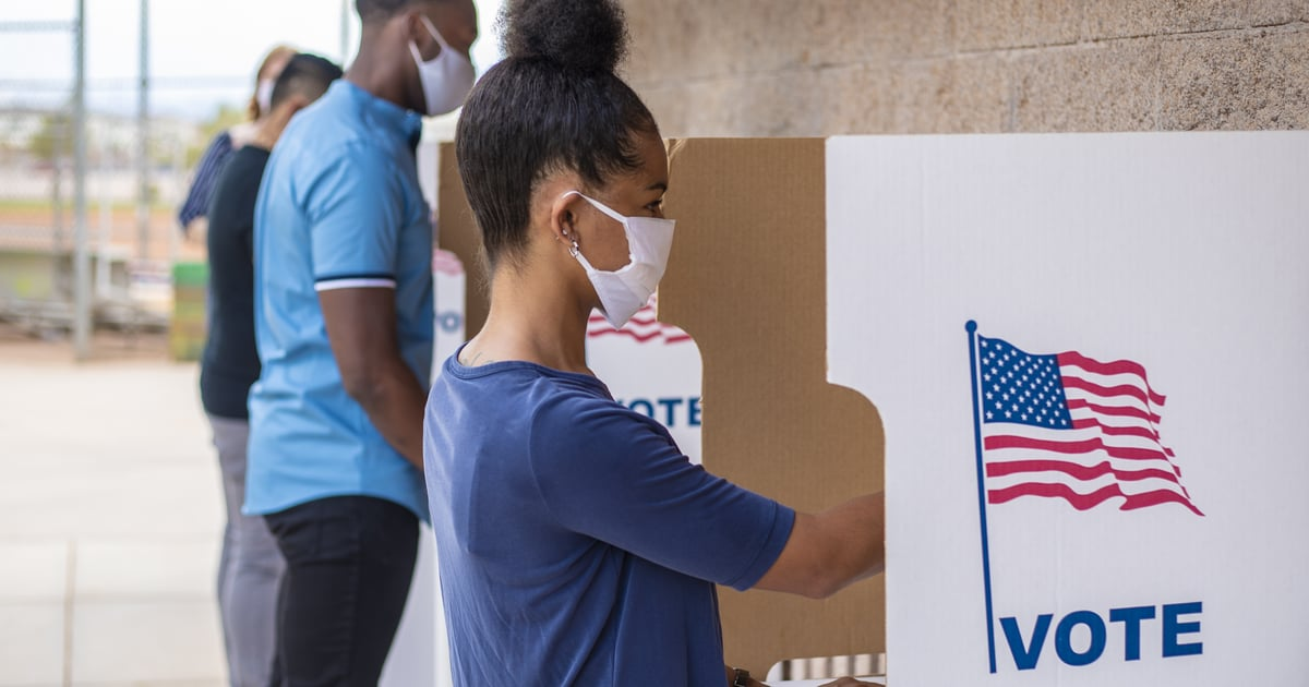 Everything You Need to Know to Vote Safely in Person During COVID-19