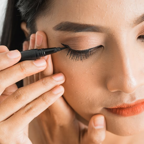 Graphic Eyeliner Looks That Will Highlight Your Eyelashes