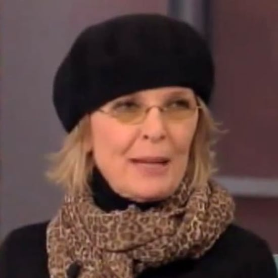 Diane Keaton Talks About Relationships on The View
