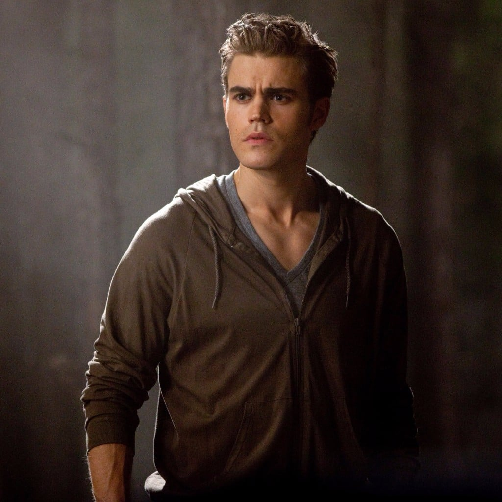 Stefan Gifs From The Vampire Diaries Popsugar Entertainment