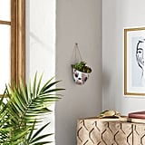 Drip Paint Hanging Planters