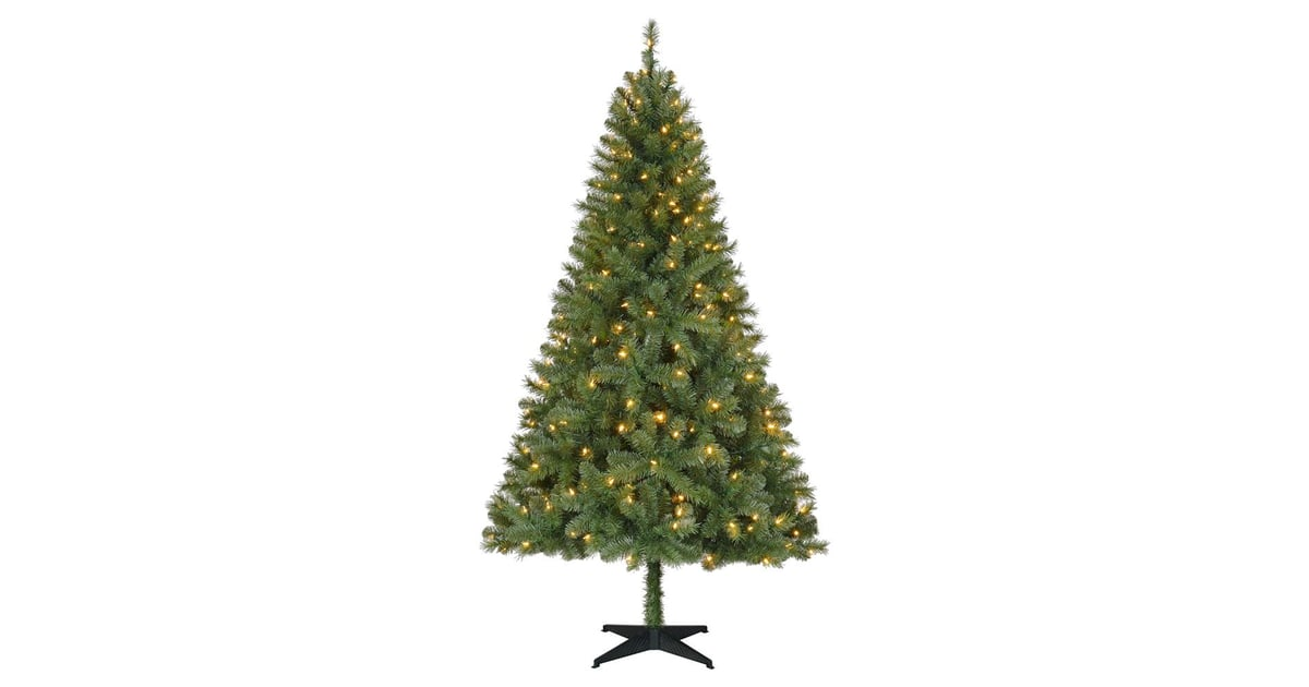 home accents holiday 65 ft home depot christmas trees popsugar home photo 9 - 65ft Christmas Tree