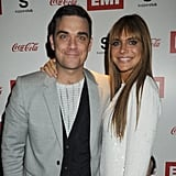 Robbie and Ayda