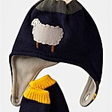 Mini Boden Hat and Mittens